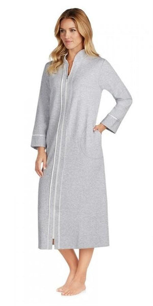 Heritage Zip Robe - Grey
