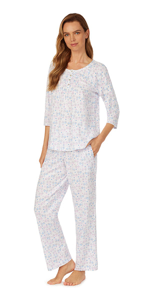 Bicycle Love Pajama Set