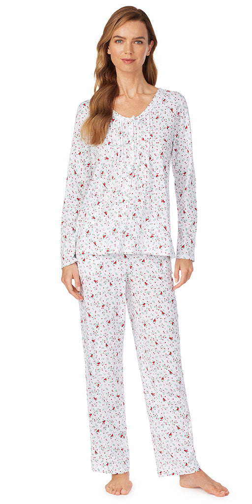 Cardinal Bliss Pajama Set