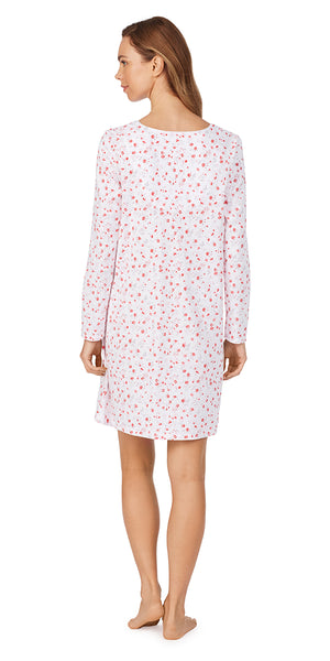 Sweet Floral Nightshirt