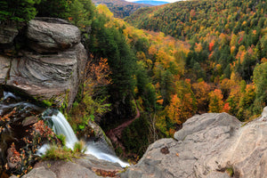 Top of Kaaterskill Falls