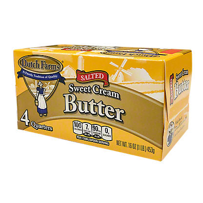 Dutch farms Butter - 16oz