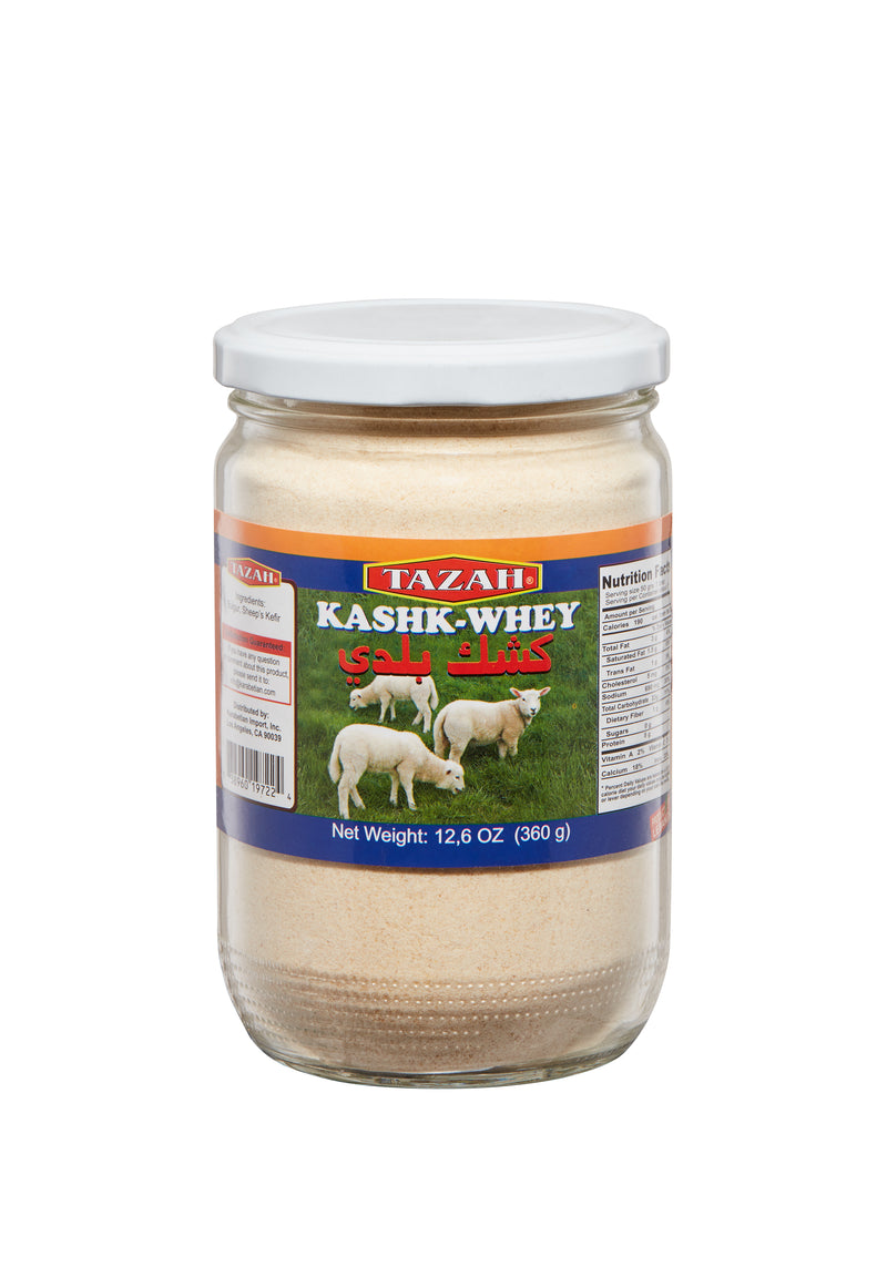 Tazah Kishk Whey 360g - Papaya Express