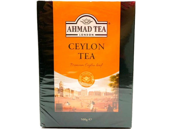 Ahmed Tea Ceylon Tea, 500g - Papaya Express