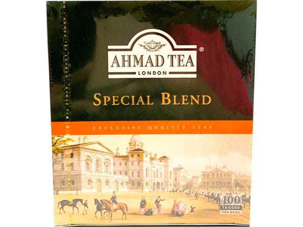 Ahmad Tea Special Blend, 1.78oz - Papaya Express