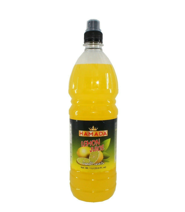 Hamada Lemon Juice, 1LT - Papaya Express
