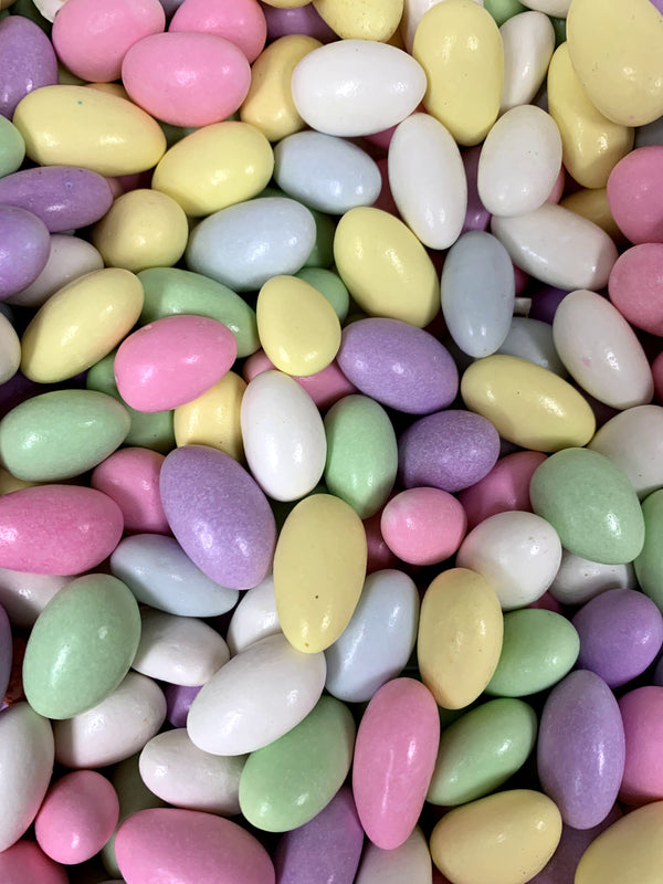 Candy Coated Almonds 1lb - Papaya Express