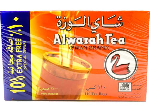 Alwazah Tea, 110 Bag - Papaya Express