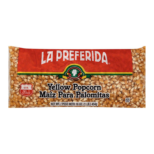 La Preferida Popcorn - 16oz - Papaya Express