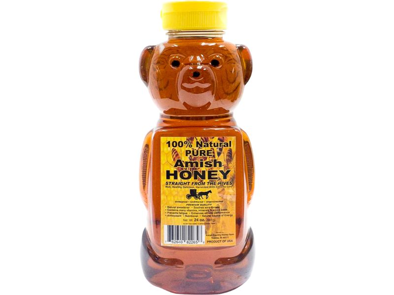 Amish Honey, 24oz - Papaya Express
