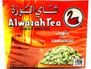 Alwazah Tea With Cardamom, 100 Bags - Papaya Express