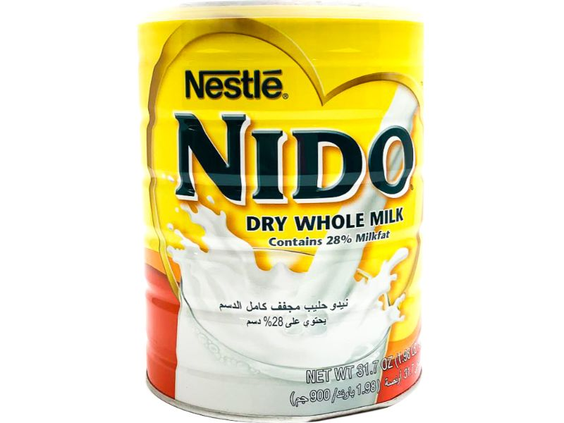 Nestle Nido Dry Whole Milk - Papaya Express