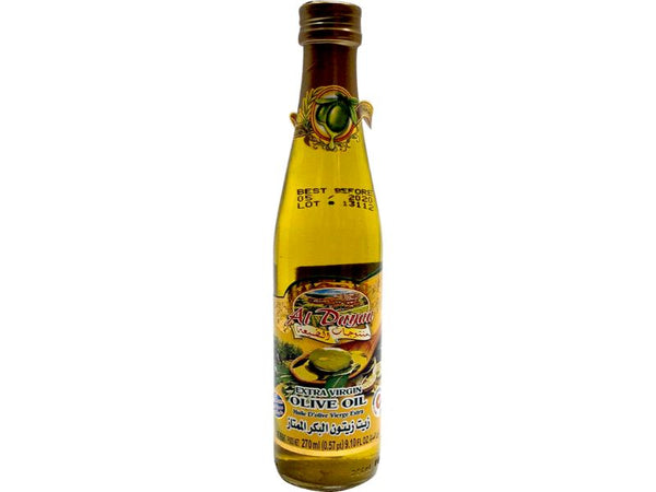 Al Dayaa Olive Oil, 270ml - Papaya Express