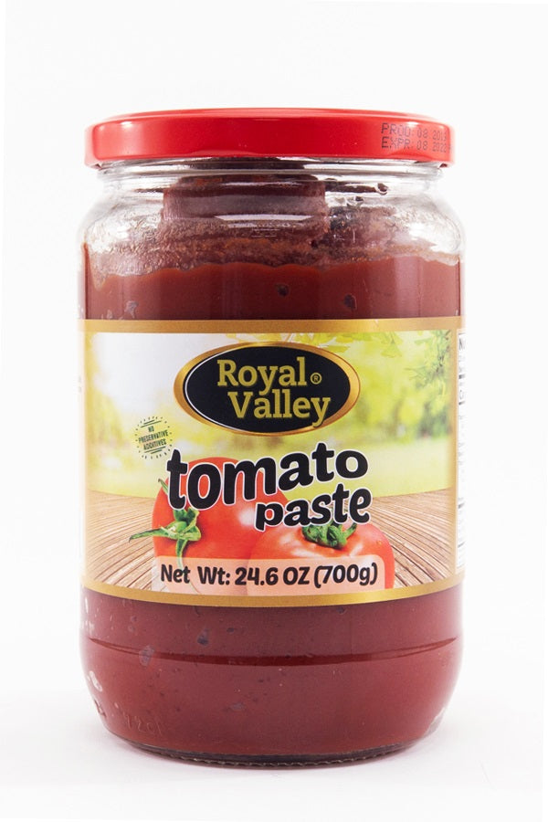 Royal valley Tomato Paste - 700g - Papaya Express
