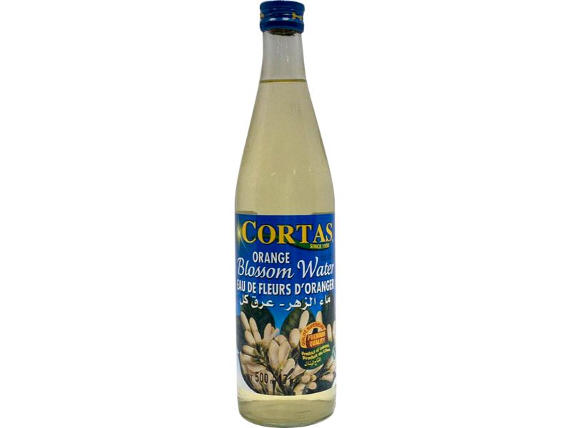 Cortas Orange Blossom Water, 500ml - Papaya Express