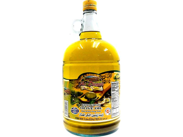 Al Dayaa Olive Oil Large, 3L - Papaya Express