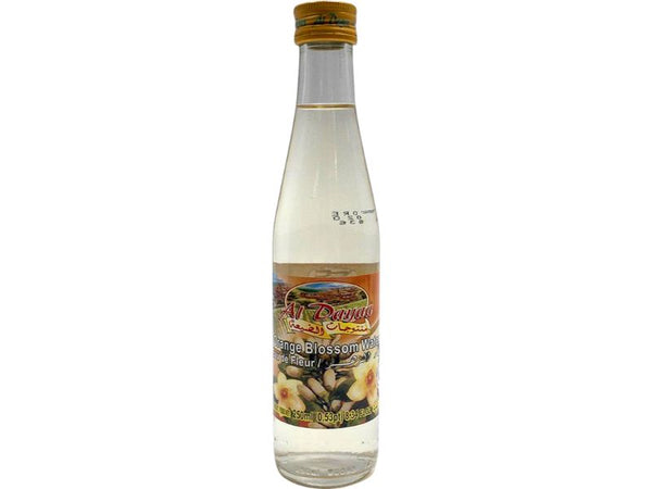 Al Dayaa Orange Blossom Water, 250ml - Papaya Express