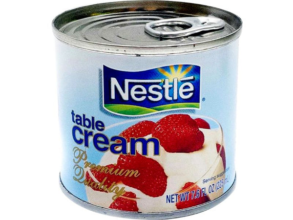 Nestle Table Cream, 7.6oz - Papaya Express