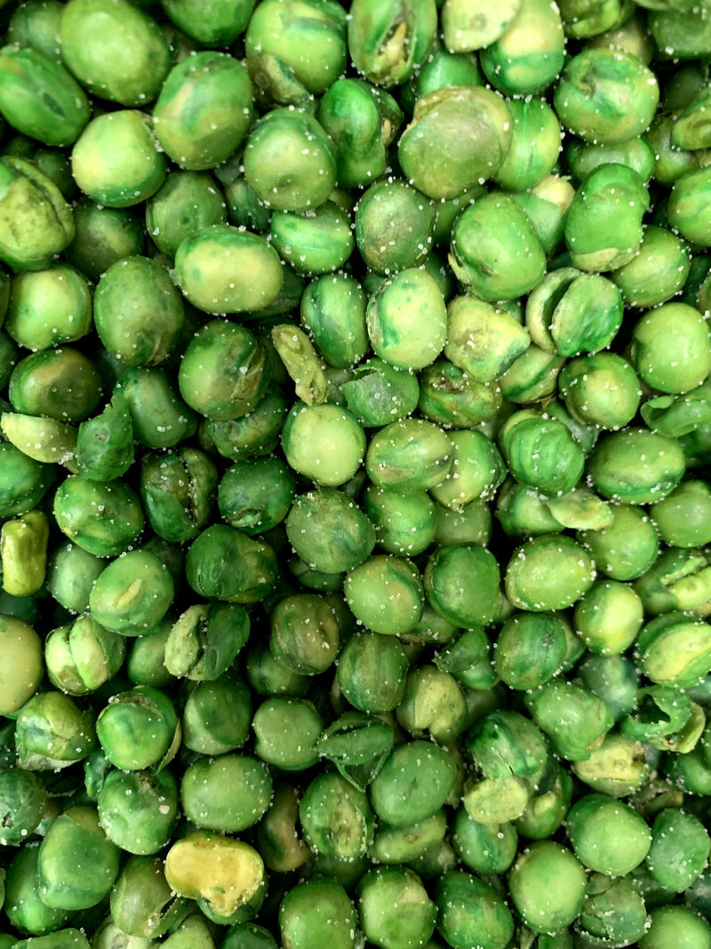 Green Chick Peas (Salted) 1lb - Papaya Express