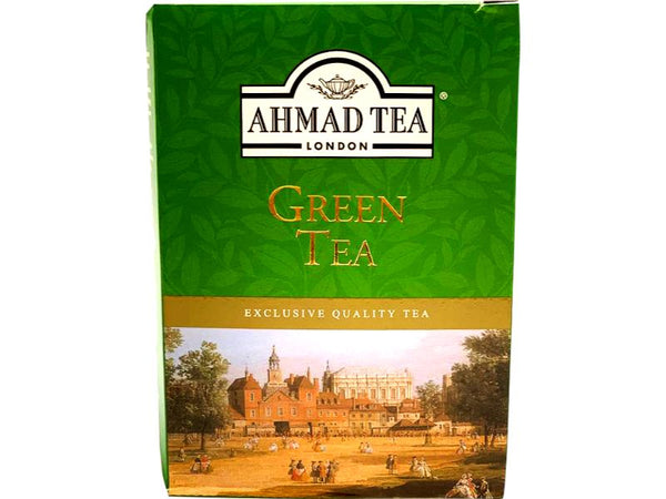 Ahmed Tea Green Tea, 500g - Papaya Express