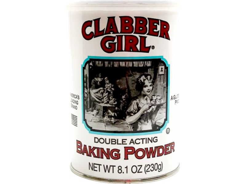 Claber Girl Baking Powder, 8.1oz - Papaya Express