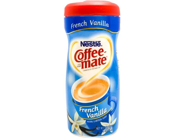 Nestle Coffeemate French Vanilla, 15oz - Papaya Express