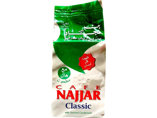 Cafe Najjar Classic With Cardamom 450g - Papaya Express