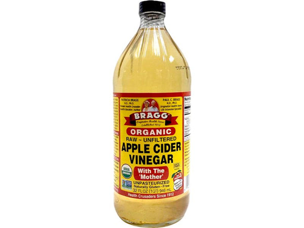 Bragg Apple Cider Vinegar, 16floz - Papaya Express