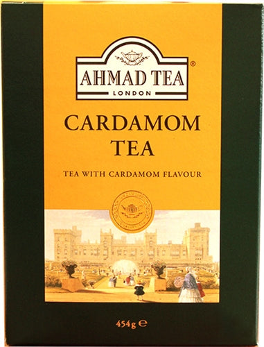 Ahmad Tea Cardamom, Loose 500G - Papaya Express