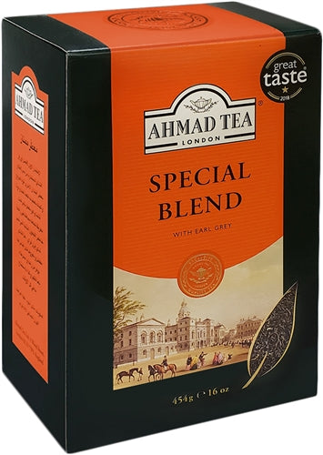 Ahmad Tea Special Blend, Loose 400G - Papaya Express