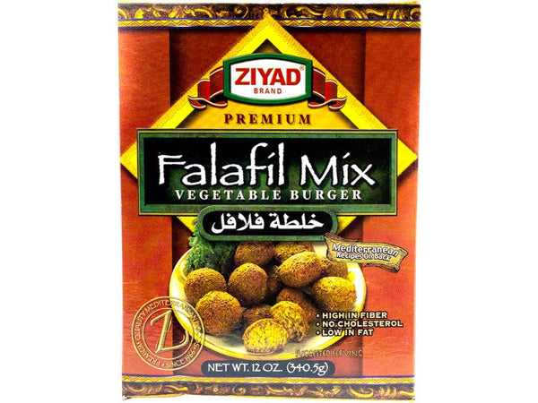 Ziyad Falafil Mix, 12 oz - Papaya Express