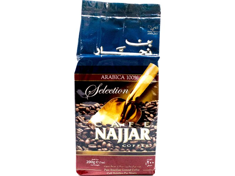 Cafe Najjar Coffee, 200g - Papaya Express