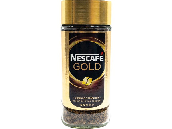 Nescafe Gold Instant Coffee - Papaya Express