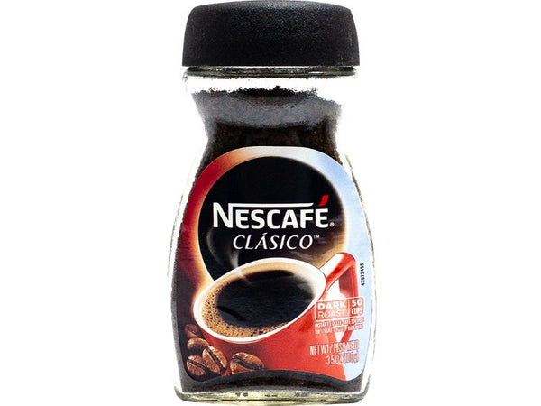 Nescafe Clasico Dark Roast Small, 100g - Papaya Express