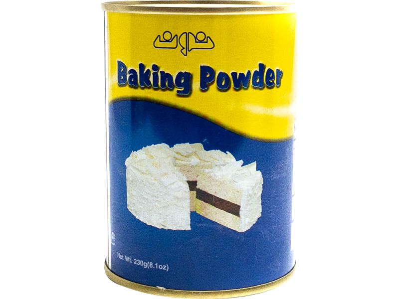 Baking Powder, 230g - Papaya Express