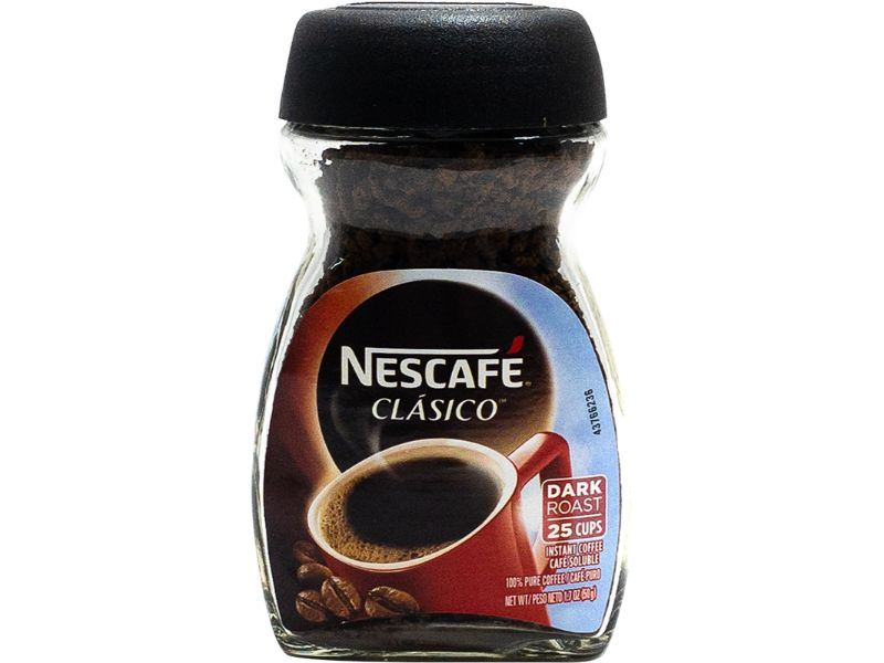 Nescafe Clasico Dark Roast X-Small, 50g - Papaya Express
