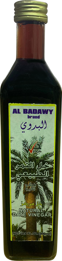 Al Badawy Date Vinegar - 500ml - Papaya Express