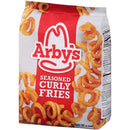 Arbys Seasoned Curly Fries - 22oz - Papaya Express