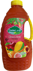 Cedarland Mixed Fruit Juice. - Papaya Express