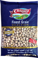 Chtoura Fields Dry Chick Peas - 32oz - Papaya Express