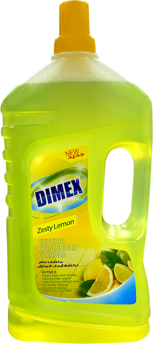 Dimex Multi Surface Household Cleaner 1.2L - Papaya Express