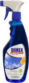 Dimex Glass Cleaner 650ML - Papaya Express