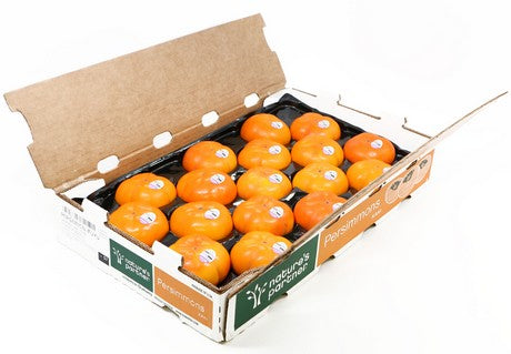 Persimmons Box - 20CT - Papaya Express