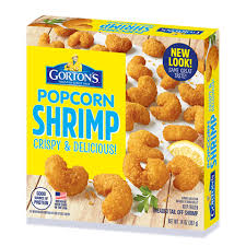 Gorton's Popcorn Shrimp - 14oz - Papaya Express