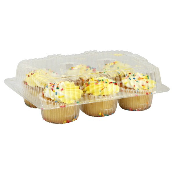Sweet Delish Cupcake Medium - 6CT - Papaya Express