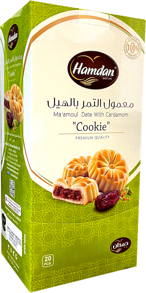 Hamdan Maamoul & Turkish Cookies - Papaya Express