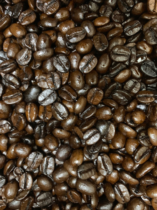 Coffee Beans Dark 1lb - Papaya Express
