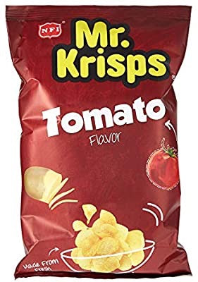 Mr.Krisps Tomato Chips - Papaya Express