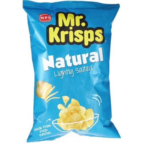 Mr.Krisps Natural Lightly Salted Chips - Papaya Express