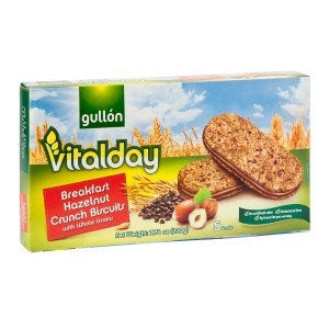 Gullon Vitalday Breakfast Biscuits. - Papaya Express
